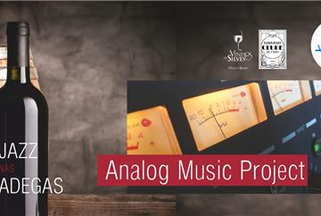 Jazz nas Adegas com Analog Music Project