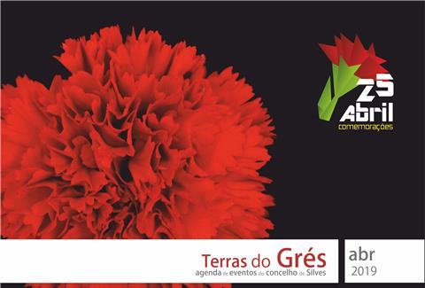 AGENDA TERRAS DO GRÉS » ABRIL 2019